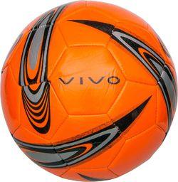 VIVO Piłka Nożna Vivo Shape 5 Pomarańczowo/Czarna Rjx