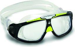 Aqua Sphere Okulary Seal 2.0 jasne szkła czarno-zielone (MS159133)