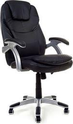 IMAGGIO Fotel biurowy TAVANO czarny