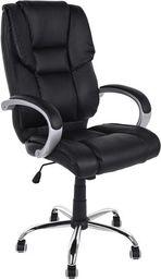 IMAGGIO Fotel Biurowy EDEN czarny + gratis !