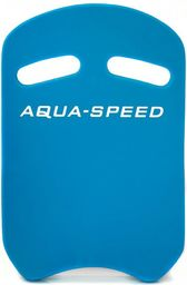 Aqua-Speed Deska do pływania Aqua Speed UNI 5642 niebieski