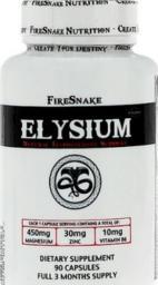 FireSnake Elysium ZMA 120 kapsułek