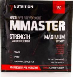 7NUTRITION MMAster orange 15g