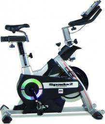 EXERCYCLE S.L. Rower Spiningowy i.Spada II Bluetooth (H9355I)