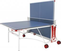 Sponeta Stół do tenisa stołowego S3-87i stelaż biały