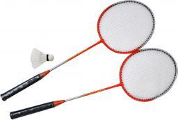 Axer Zestaw do badmintona  Tatuu czerwony (A1977)