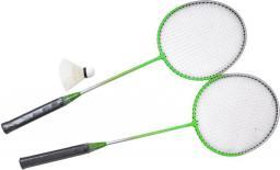 Axer Sport Zestaw do badmintona Tatuu zielony (A1980)