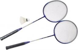 Axer Sport Zestaw do badmintona  Tatuu granatowy (A1981)