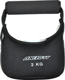 Axer Kettlebell neprenowy 2 kg (A1709)