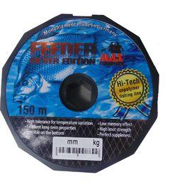 Max Fishing Tackle Żyłka Silver Edition Feeder 0.25mm, 150m (1704025)