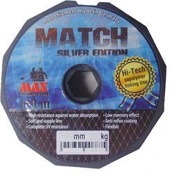 Max Fishing Tackle Żyłka Silver Edition Match 0.16mm, 150m (1703016)