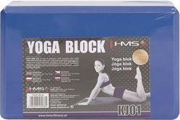 HMS Blok do jogi KJ01 niebieski