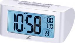 Trevi Zegar-budzik Trevi SLD3880 biały