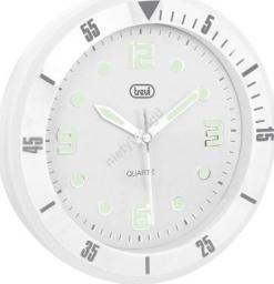 Trevi Zegar ścienny Trevi OM 3507 S 28 CM  biały