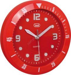 Trevi Zegar ścienny Trevi OM 3507 S 28 CM czerwony