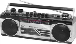 Radioodtwarzacz Trevi Boombox Trevi RR501 kaseta/BL/USB/SD silver