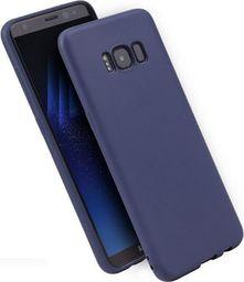 Etui Candy Samsung S9 Plus G965 granatow y/navy