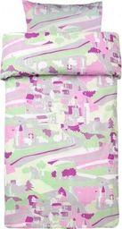 Kids Concept Kids Concept Pościel Zamek Fairy Różowa