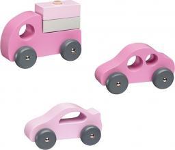 Kids Concept Drewniane Samochody (412224)