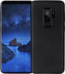 Etui Carbon Fiber Samsung S9 Plus G965 czarny/black