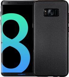 Etui Carbon Fiber Samsung S8 Plus G955 czarny/black