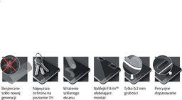 3MK 3MK FlexibleGlass Sam G890 S6 Active Szkło Hybrydowe