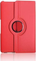Etui do tabletu Book Samsung 10.1 Tab Note N8000 Czerwony