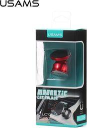 Uchwyt Usams magnetyczny na kokpit US-ZJ019 czerwony/red ZJ19ZJ03
