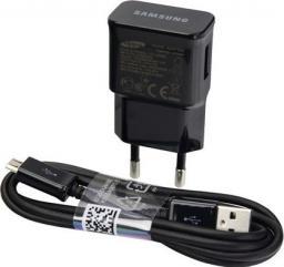 Ładowarka Samsung ETA-0U90 black bulk 2A + kabel MircoUSB