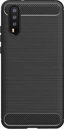 Etui Carbon Huawei P20 czarny black