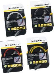 Dunlop Zapięcie rowerowe 6mmx90cm na klucz