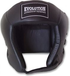 Evolution Kask Bokserski Treningowy Evolution Czarny