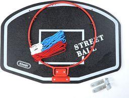 Kimet Tablica Do Koszykówki Mała Street Ball Biała