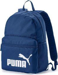 Puma Plecak sportowy Phase Backpack 22L niebieski (075487 09)