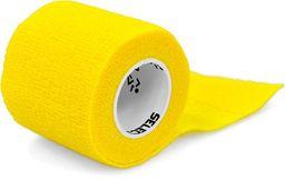 Select Taśma select do getrów i nagolenników żółta (11500)