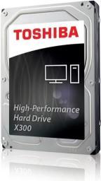 "Dysk Toshiba X300 10 TB 3.5"" SATA III (HDWR11AUZSVA)"