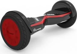 Deskorolka elektryczna Skymaster Deskorolka Skymaster Wheels 11'' Dual Smart czarno-czerwona