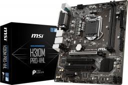 Płyta główna MSI H310M PRO-VHL