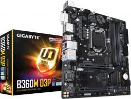 Płyta główna Gigabyte B360M D3P