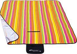 Spokey Koc piknikowy Strips 130x150 cm wielokolorowy (85041)