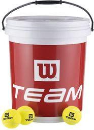 Wilson Piłki do Tenisa Ziemnego Trainer Ball wiadro