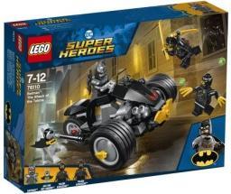 LEGO Klocki Super Heroes Batman Atak Szponów