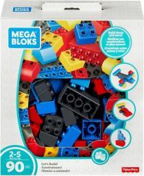 Mega Bloks Mini Klocki Zestaw 90 Elementów