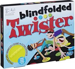 Hasbro Gra Twister Blindfolded (E1888)