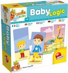Lisciani Gra Carotina Baby Logic - Wysoki czy niski? (304-65400)