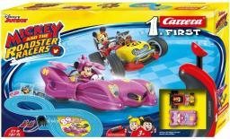 Carrera First Tor Wyścigowy Miki I Raźni Rajdowcy, Minnie - 2,4M