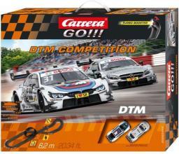 Carrera Tor wyścigowy GO!!! DTM Competition (62449)