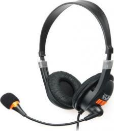 Słuchawki z mikrofonem Natec NSL-0294