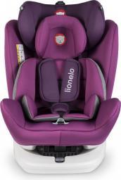 Fotelik samochodowy Lionelo Fotelik 0-36 kg BASTIAAN fioletowy (54229)