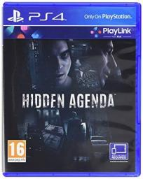 SONY Hidden Agenda